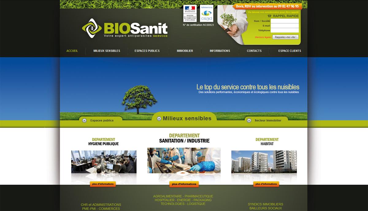 Biosanit Service Lille