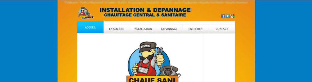 Chauf Sani Service Wattignies