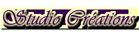 Studio Créations Logo