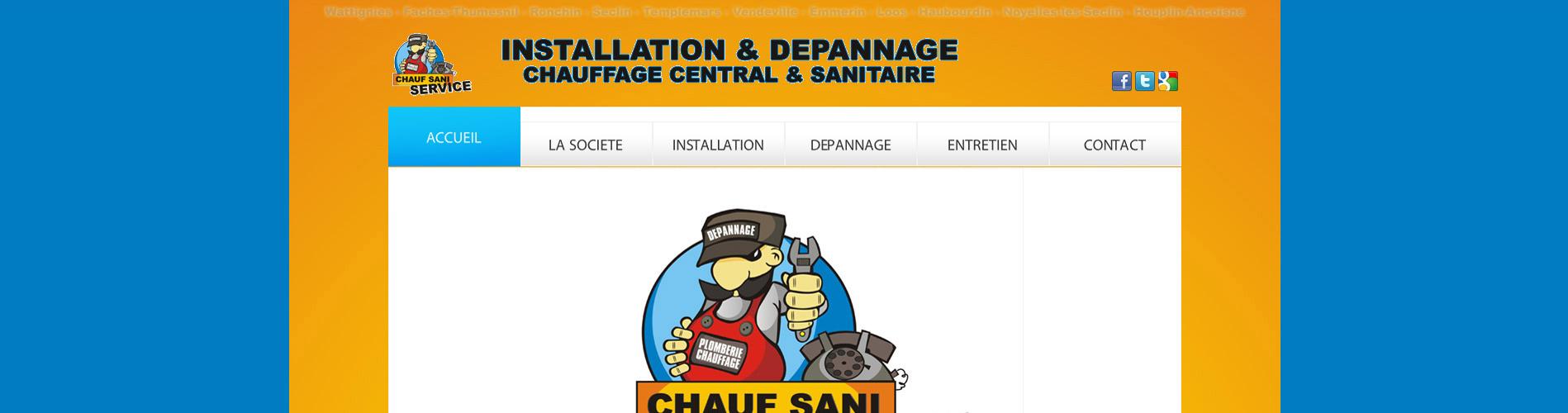 Dépannage plomberie et sanitaire à Wattignies
