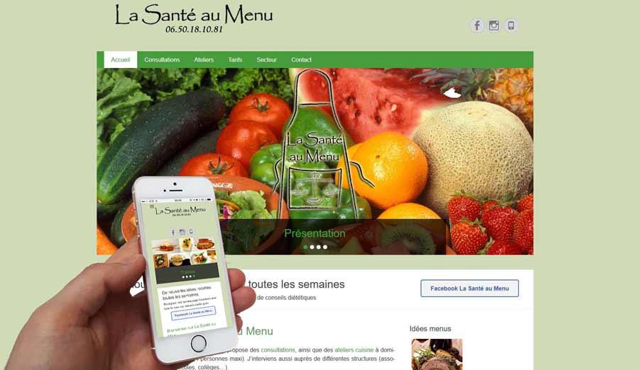 La Santé au Menu - Atelier cuisine diététique