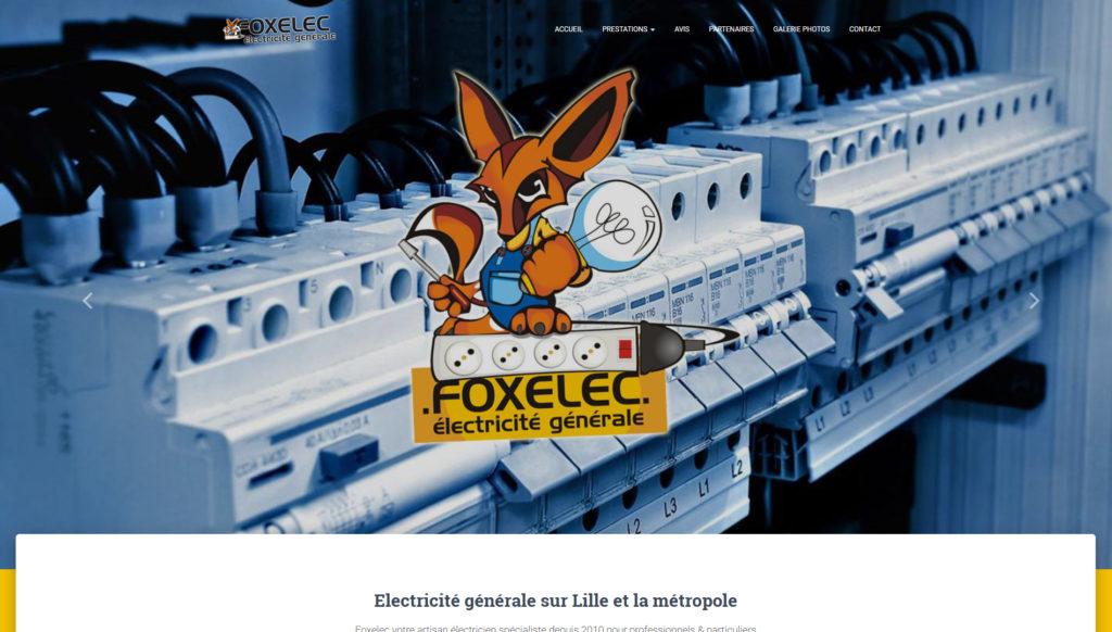 Foxelec électricien à Wattignies